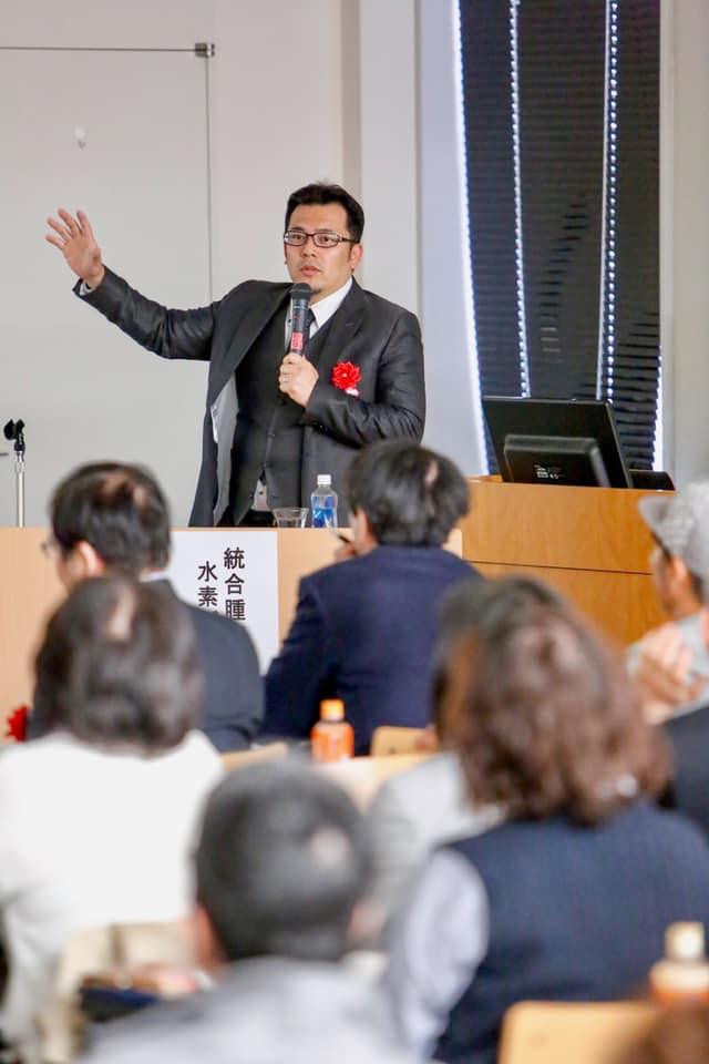 東京大學 氫氣還原作用及免疫活性研討會06-萬憲彰院長 - 氫醫學/癌症/免疫/氫美機