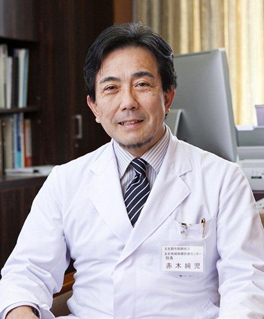 日本熊本縣 玉名市立醫療中心 院長 赤木純兒 博士 研究 氫保健 輔助 癌症 治療