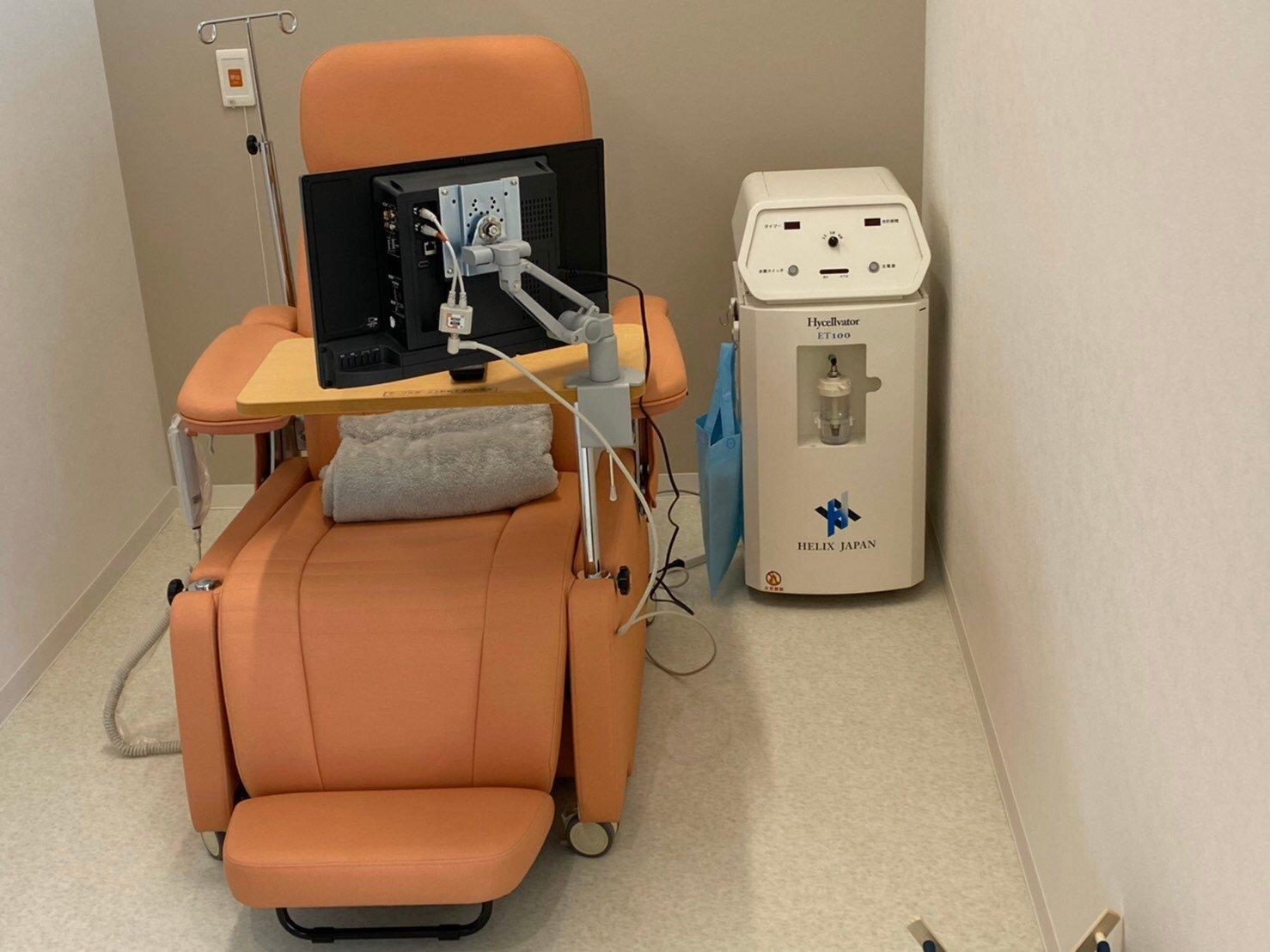 免疫統合醫療醫院 氫美機ET-100專屬診療室