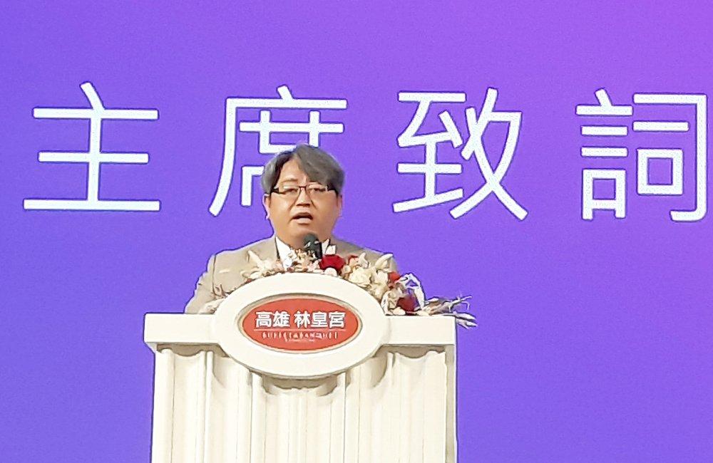 臺灣氫分子醫療促進協會-02 高雄長庚 郭和昌教授 - 主席致詞