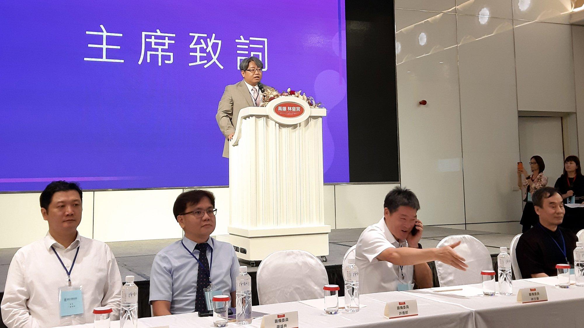 臺灣氫分子醫療促進協會-03 高雄長庚 郭和昌教授 - 主席致詞