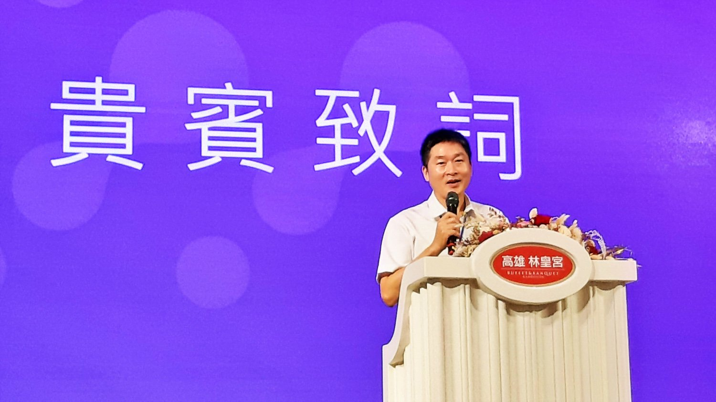 臺灣氫分子醫療促進協會-07 常務理事 林文章董事長 致詞
