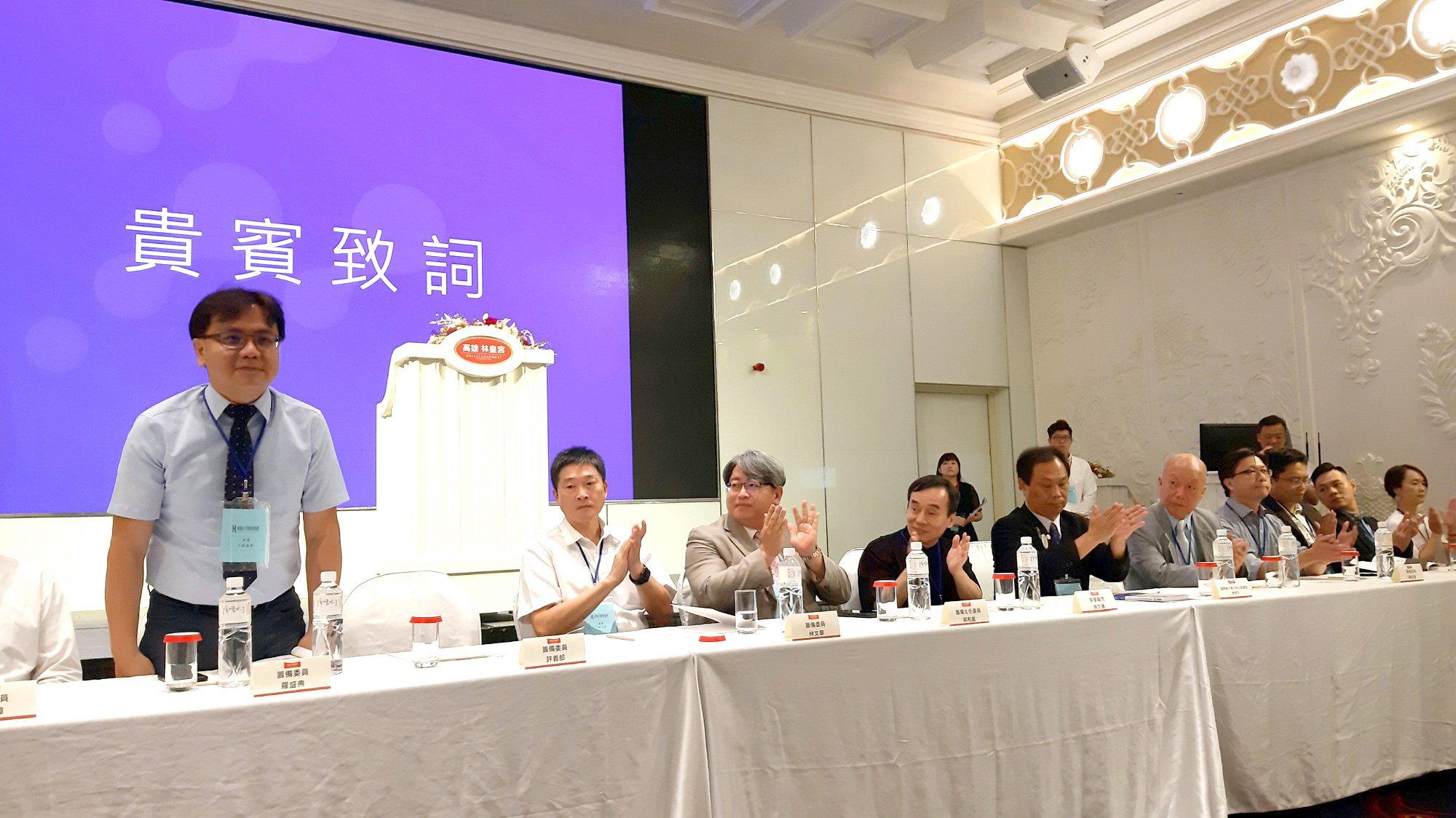 臺灣氫分子醫療促進協會-09 委員 高雄長庚 耳鼻喉科主任 羅盛典醫師