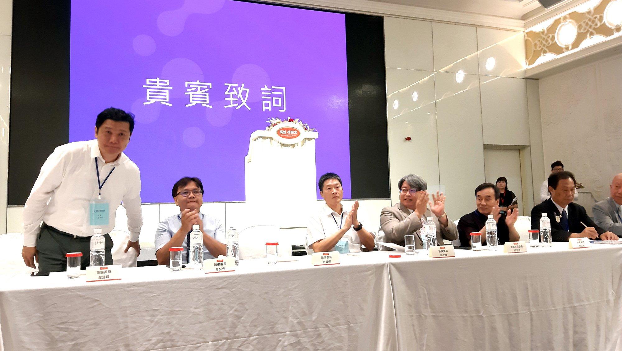 臺灣氫分子醫療促進協會-10 委員 高雄長庚 大腸外科主治醫師 盧建璋